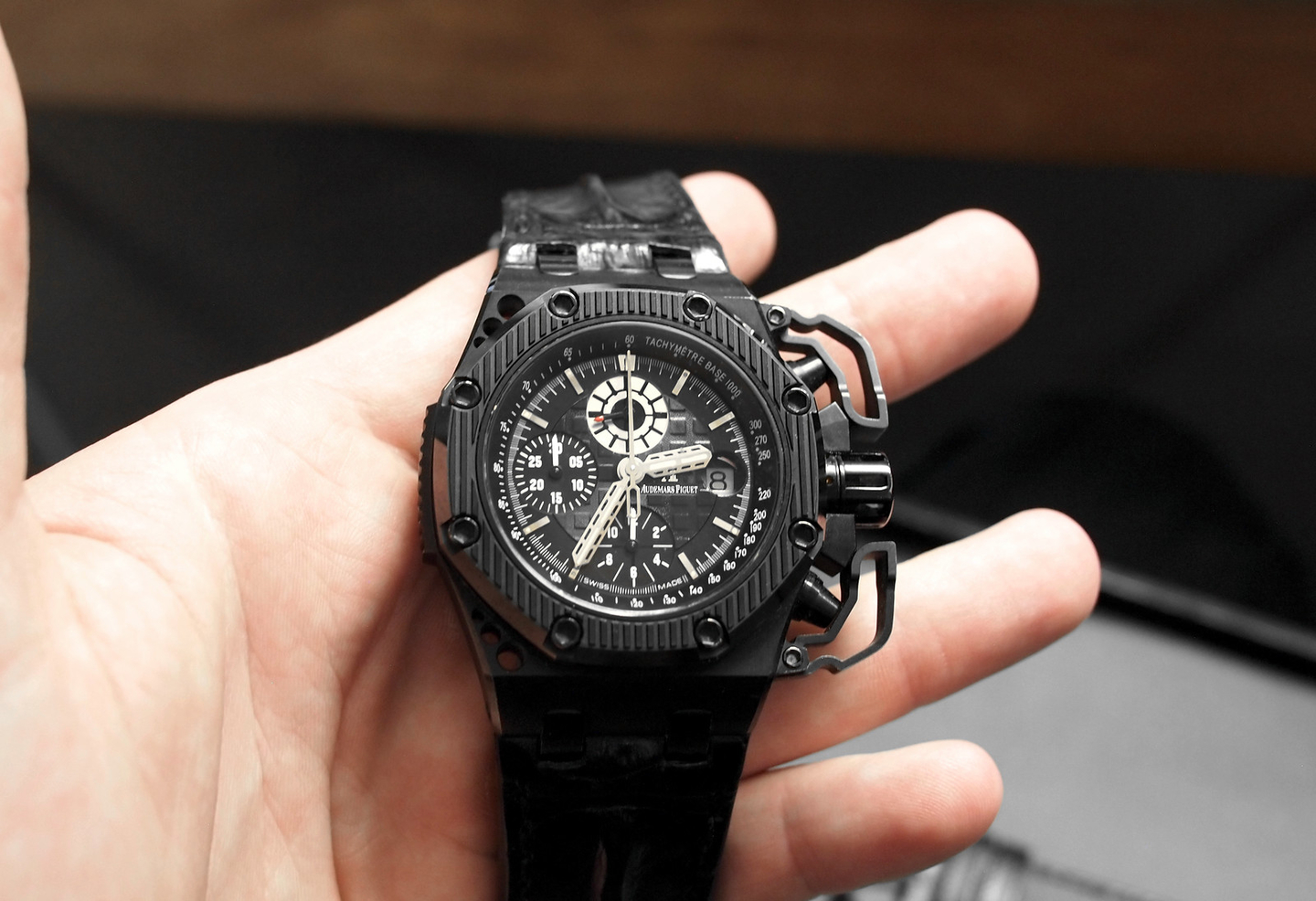 Review On Audemars Piguet Royal Oak Offshore Survivor