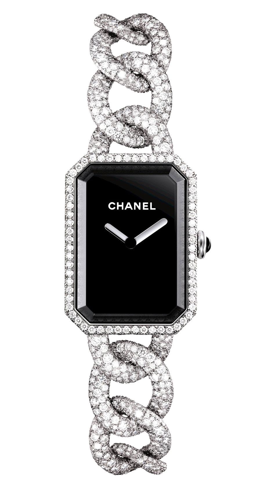 Chanel Diamond Watch