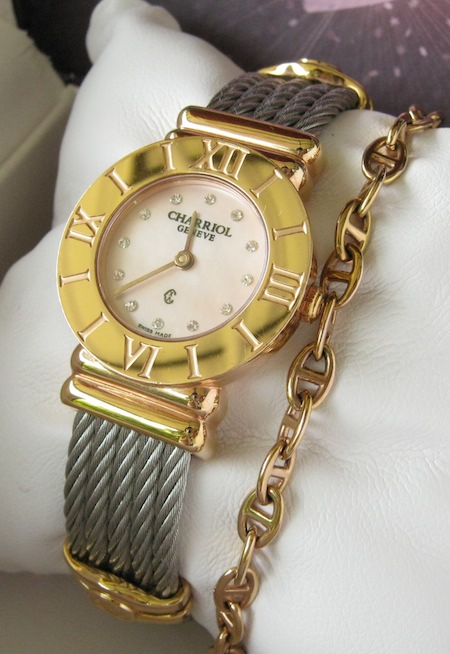 Phillipe Charriol watches