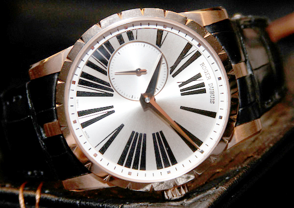 Roger dubuis excalibur 42 watch hands on luxury watches - Knights of the round table watch price ...
