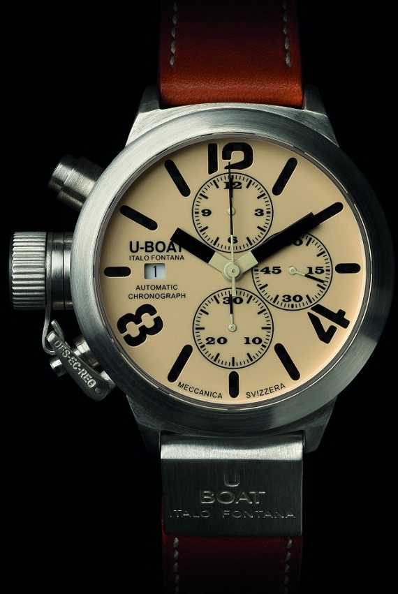 U-Boat-Classico-Chrono-Series-Watches