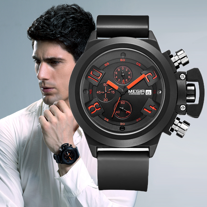 The Way Of Selecting Sports Watch For A Man
