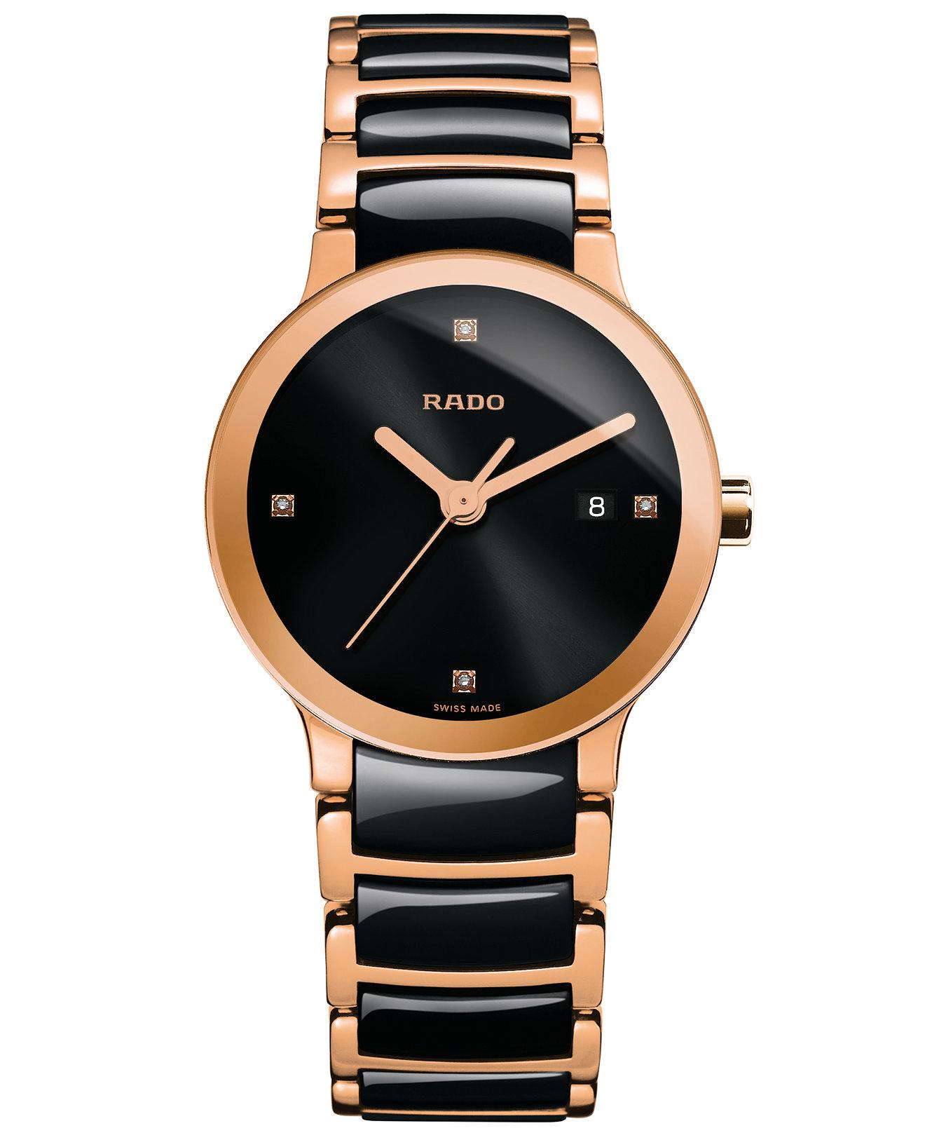 New Rado's Women's Swiss watches