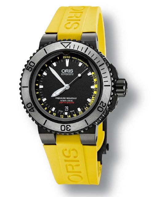 Oris Watches: The Rebirth of the Brand and a Test of the Oris Aquis Depth Gauge
