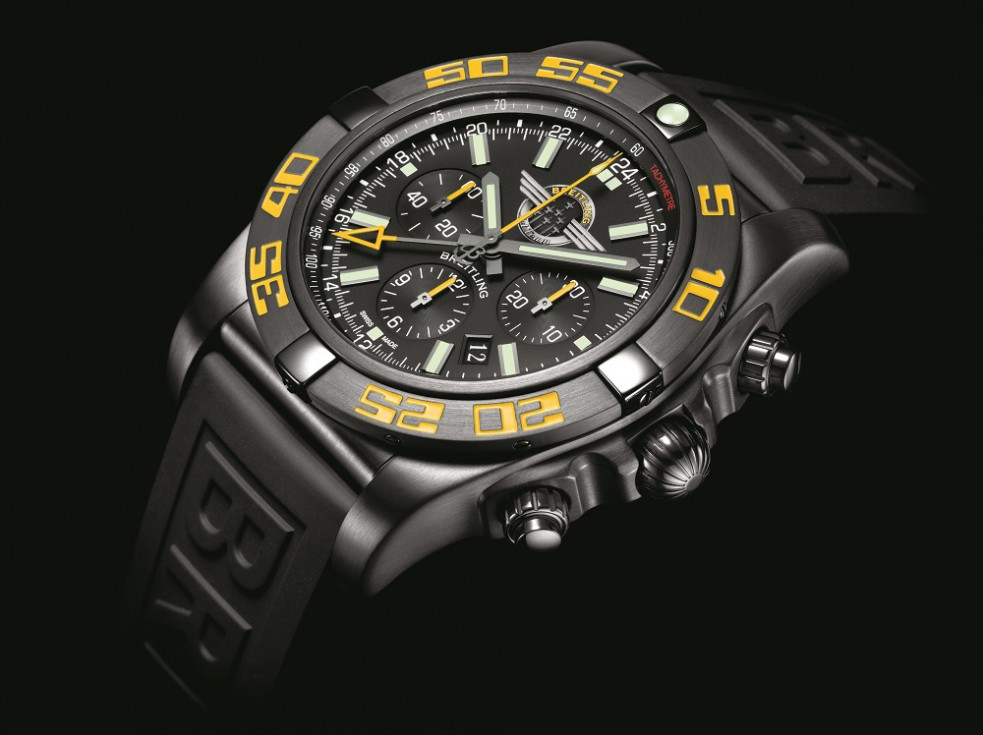 Chronomat GMT Breitling Jet Team American Tour Limited Edition watch