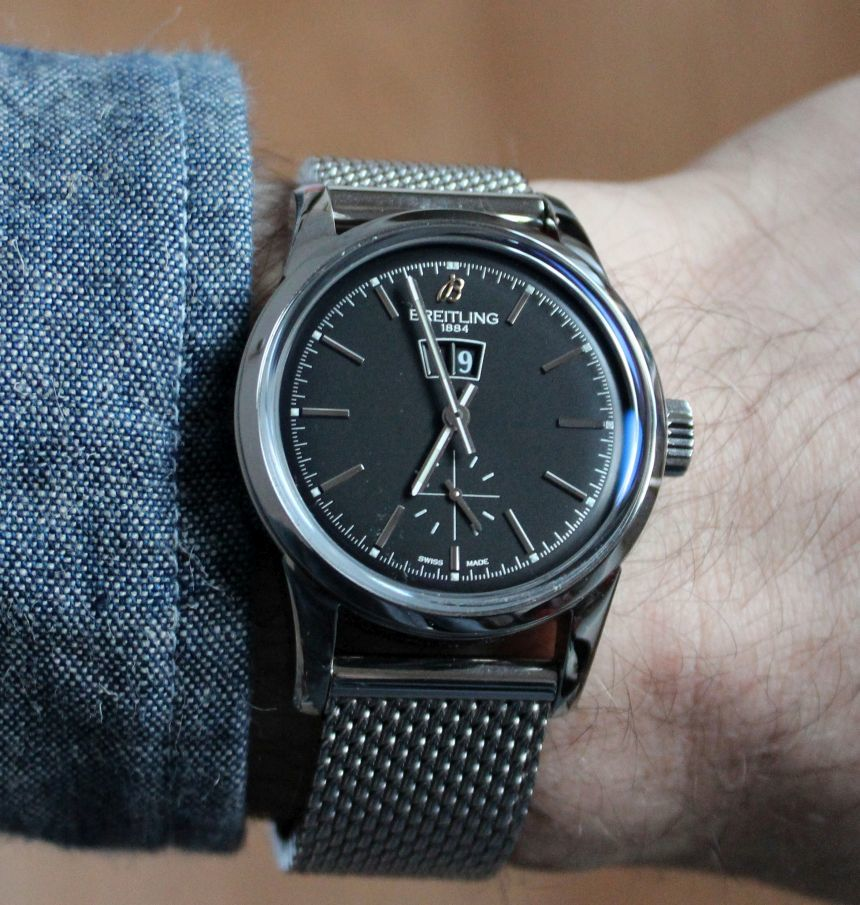A Watch Review : Breitling Transocean 38