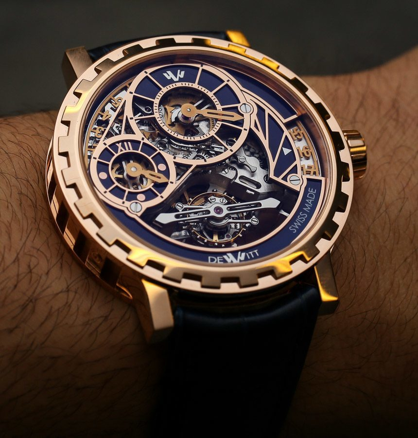 DeWitt Tourbillon Academia Watch