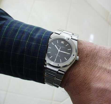 From The Mind Of G 233 Rald Genta Iwc Watch Luxury Watches