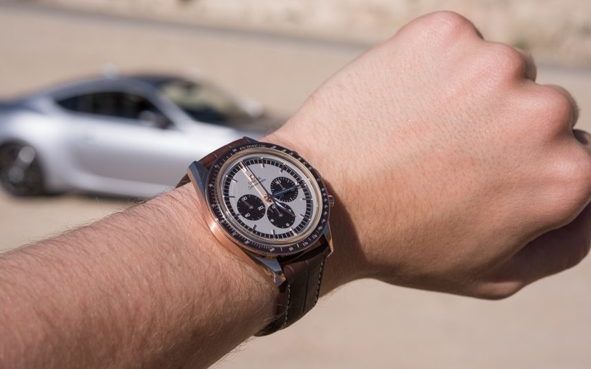 A Watch Review :Omega Speedmaster Moonwatch