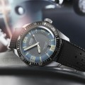 The New Watch Arrival:Oris Divers Sixty-Five Watch With Grey and'Deauville Blue' Dial