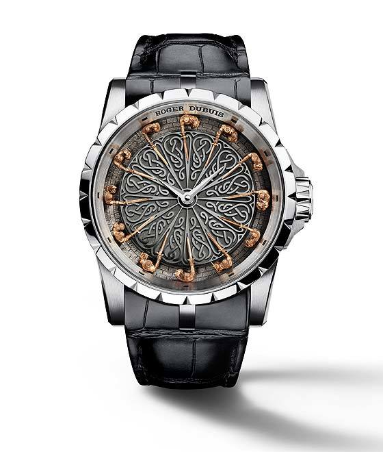 Roger Dubuis Excalibur Introduced Its Latest Version Of The Round Table Knights