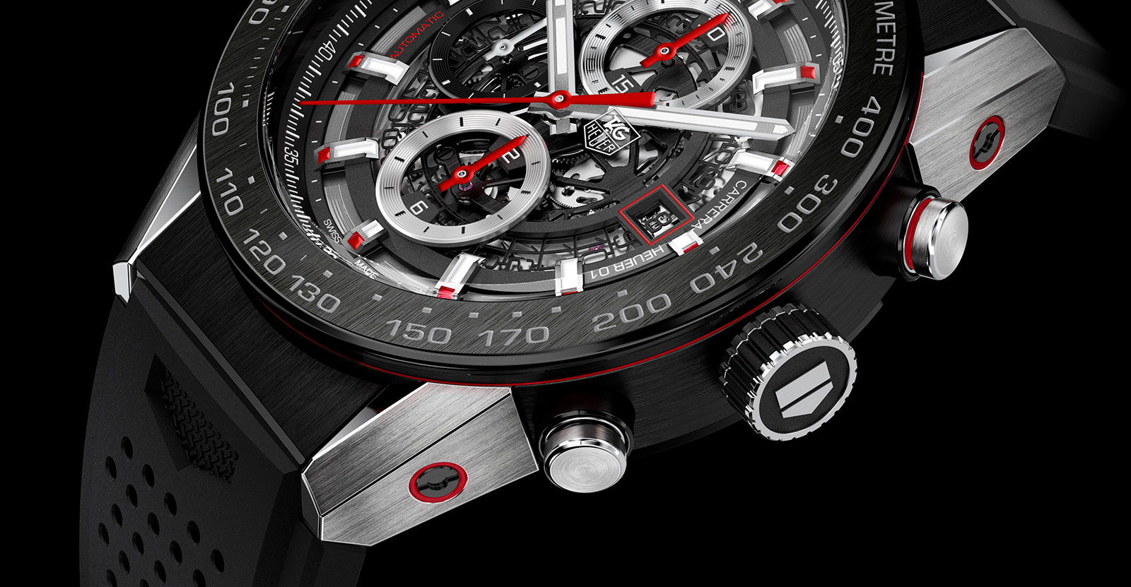 Popular Watches Of Baselworld 2015: TAG Heuer
