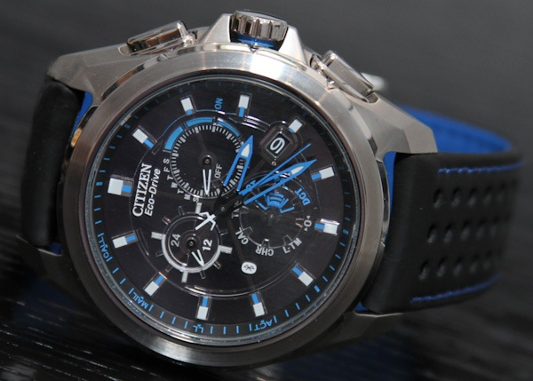 Eco-Drive Watch: Citizen