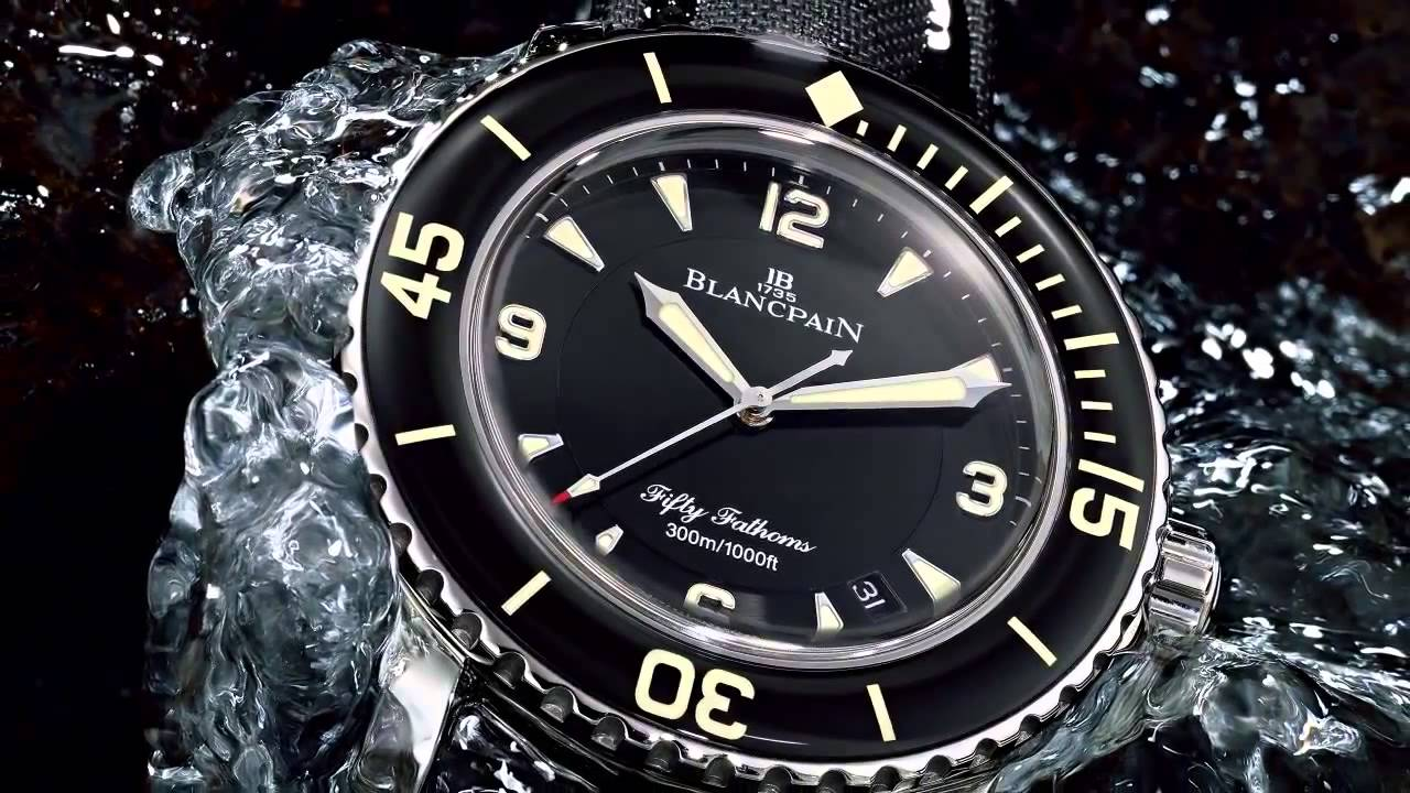 Blancpain Watches: A Test and History of the Blancpain Fifty Fathoms