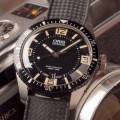 "Oris Dive Watch :Hands-On With The Oris Diver Sixty-Five ""Deauville"""
