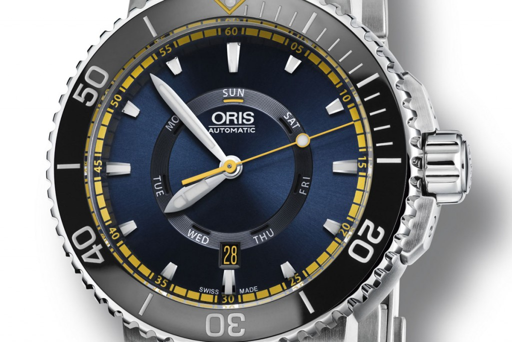 Reviewing Oris Aquis Great Barrier Reef Limited Edition II