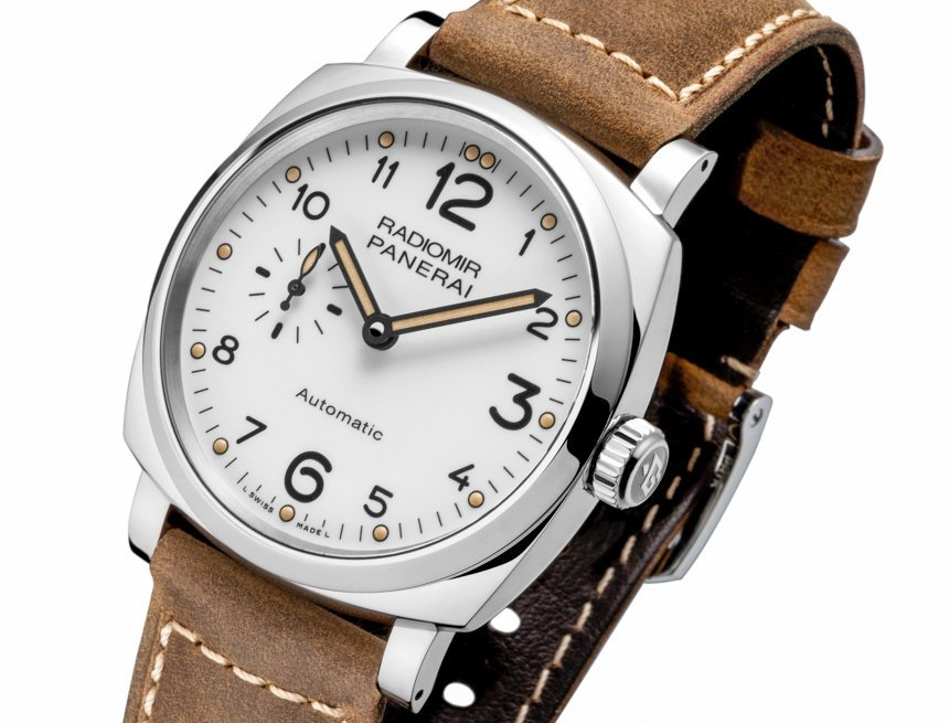 Watch Review: Panerai Radiomir 1940 3 Days Automatic Acciaio PAM655