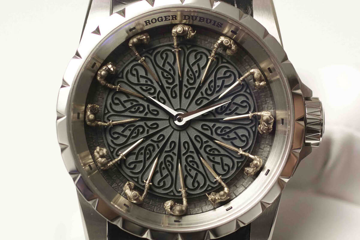 Reviewing roger dubuis excalibur knights of the round for 12 knights of the round table and their characteristics