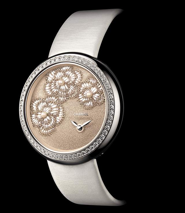 Chanel Takes Part In Only Watch Auction