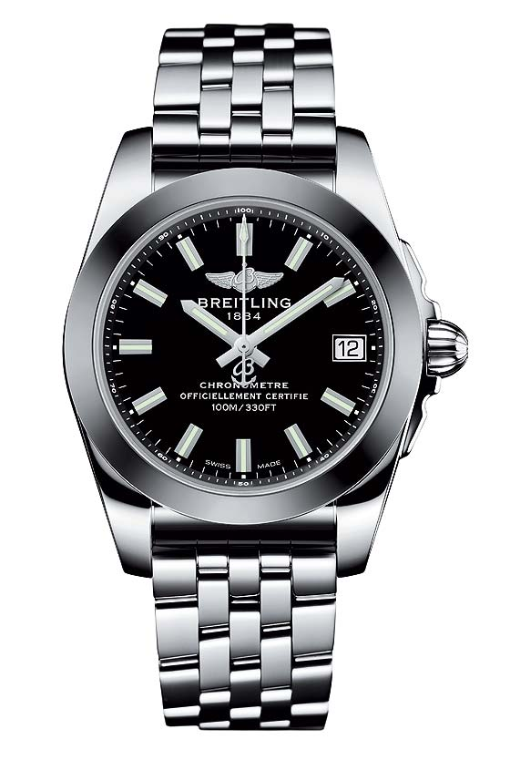 Breitling Galactic 36 Sleek T Lady Watch