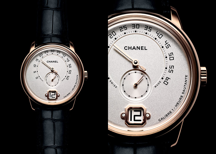 New Men Watch : the MONSIEUR de CHANEL In Baselworld 2016