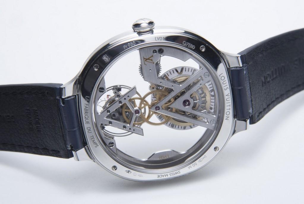 Louis Vuitton First Poinçon de Genève timepiece Watch