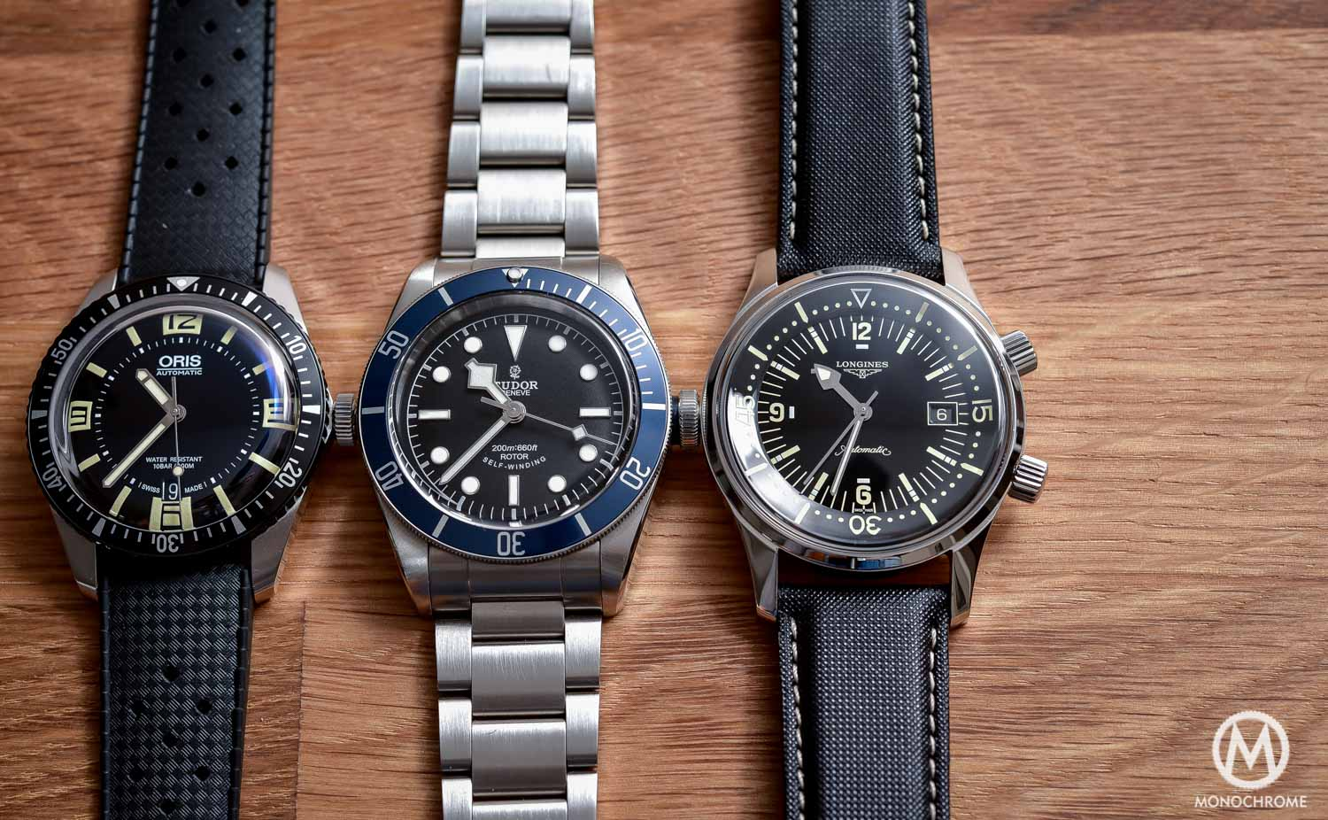 3 affordable vintage inspired dive watches from tudor - Tudor dive watch ...
