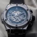 Hublot Big Bang Unico All Black Sapphire Hands-On Watch