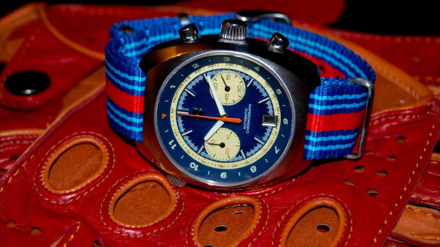 Straton Watch Co. Curve-Chrono Watch