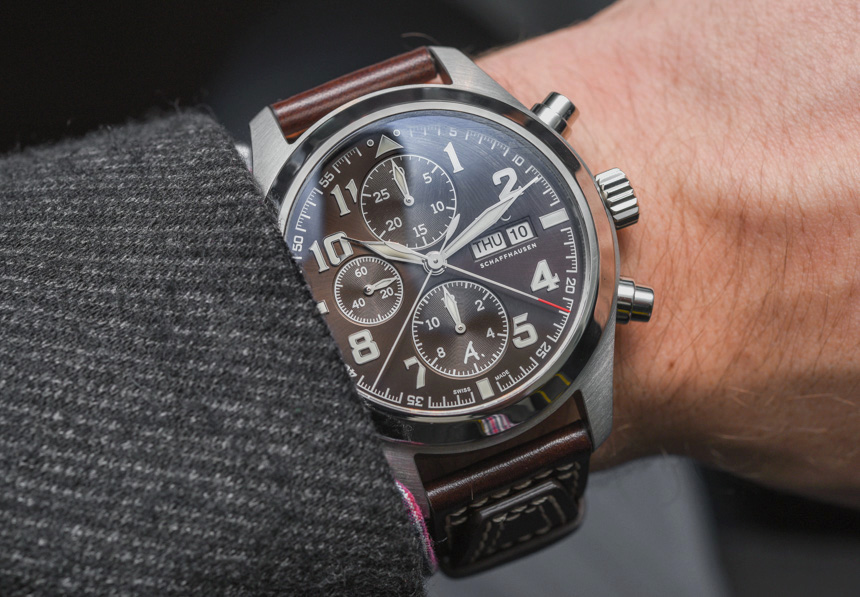 official photos 1a890 06de7 iwc-pilots-watch - Luxury Watches Brands: Wholesale in Swiss ...