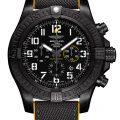 Breitling_Avenger_Hurricane_12-Hour_Black_Dial_front