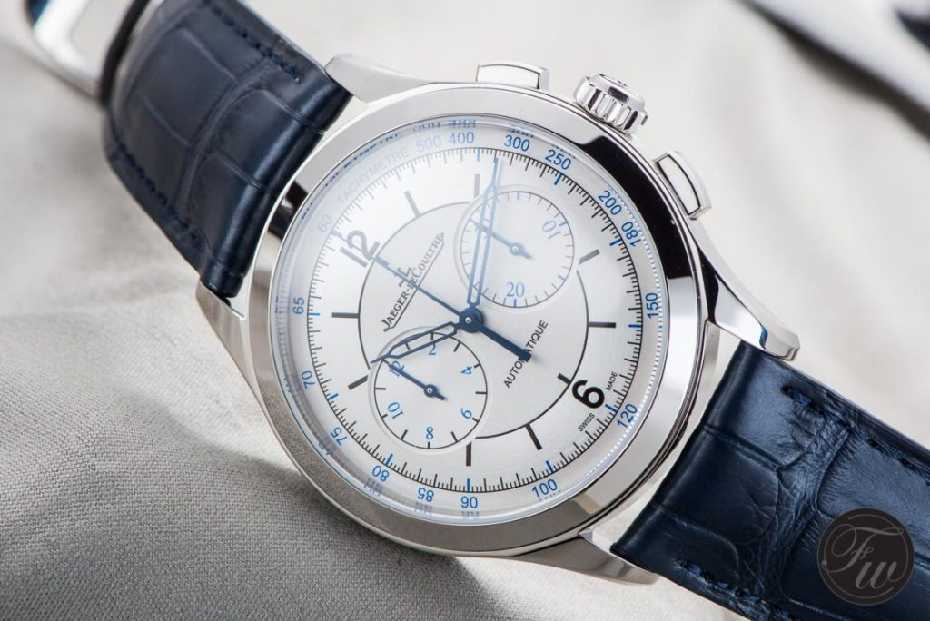 The Jaeger Lecoultre Master Chronograph Reference 1538530