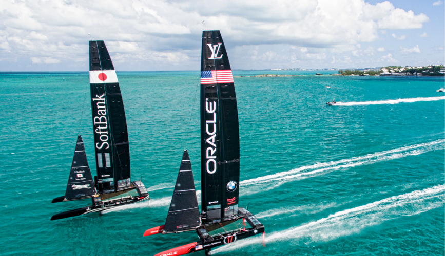 Qualifying races for the 35th America's Cup begin this week.