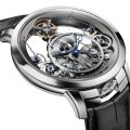 Arnold & Son Time Pyramid Watch Now In Steel Watch Releases