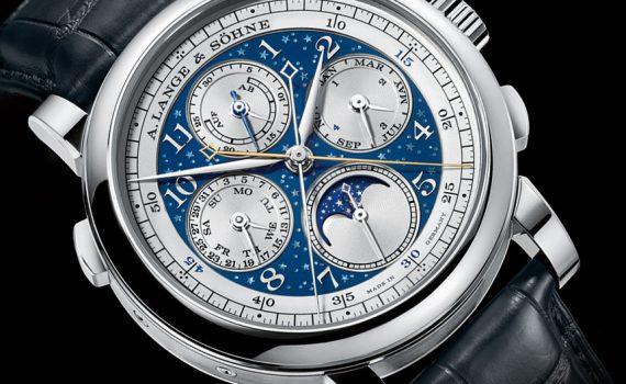 A. Lange & Söhne 1815 Rattrapante Perpetual Calendar Handwerkskunst & Blue Series Watches Watch Releases