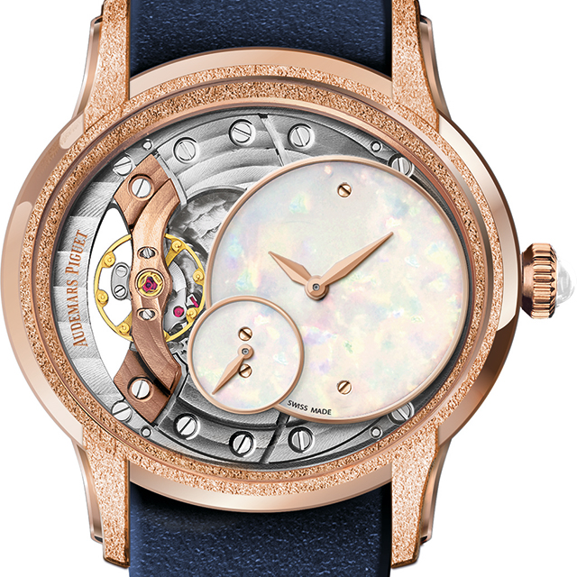 New Do Audemars Piguet Watches Hold Their Value Millenary Ladies' Watches For 2018 Watch Releases