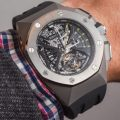 Audemars Piguet Royal Oak Concept Supersonnerie Tourbillon Chronograph Watch Hands-On Hands-On