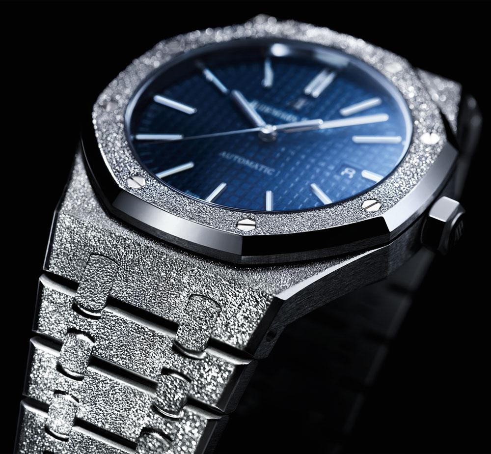 Audemars Piguet Royal Oak Frosted Gold 41mm Watch Watch Releases
