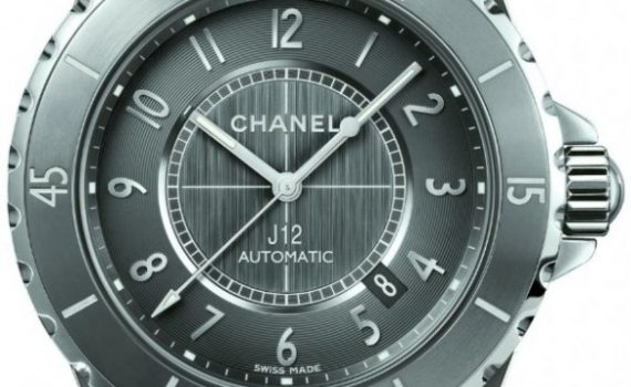 Chanel J12 Chromatic Ceramic Titanium Watch Watch Releases