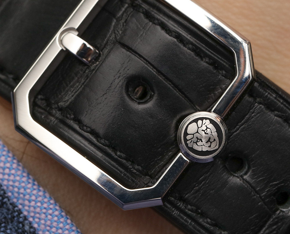 Chanel Monsieur De Chanel Watches Prices Watch In Platinum With Black Enamel Dial Hands-On Hands-On
