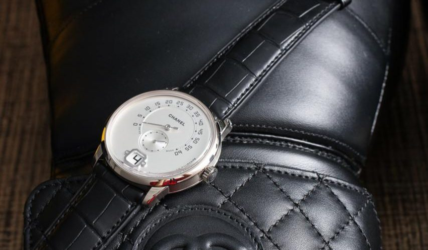 Chanel Monsieur Watch With First In-House Movement Hands-On Hands-On