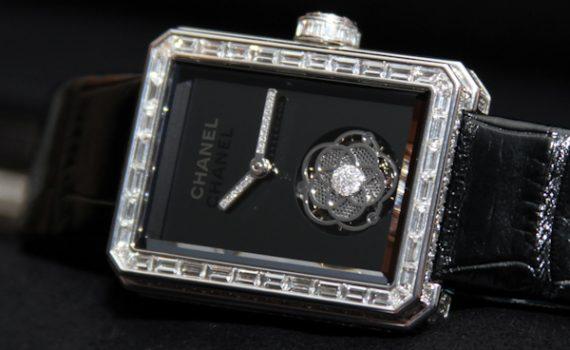 Chanel Première Tourbillon Volant Watch Hands-On Hands-On
