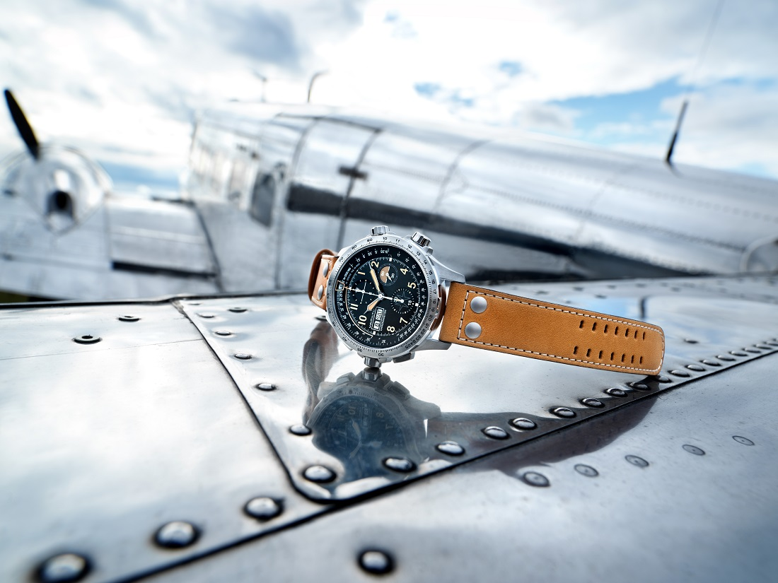 Hamilton Celebrates 100 Years Of Timing The Skies With A New Limited Edition Watch Releases