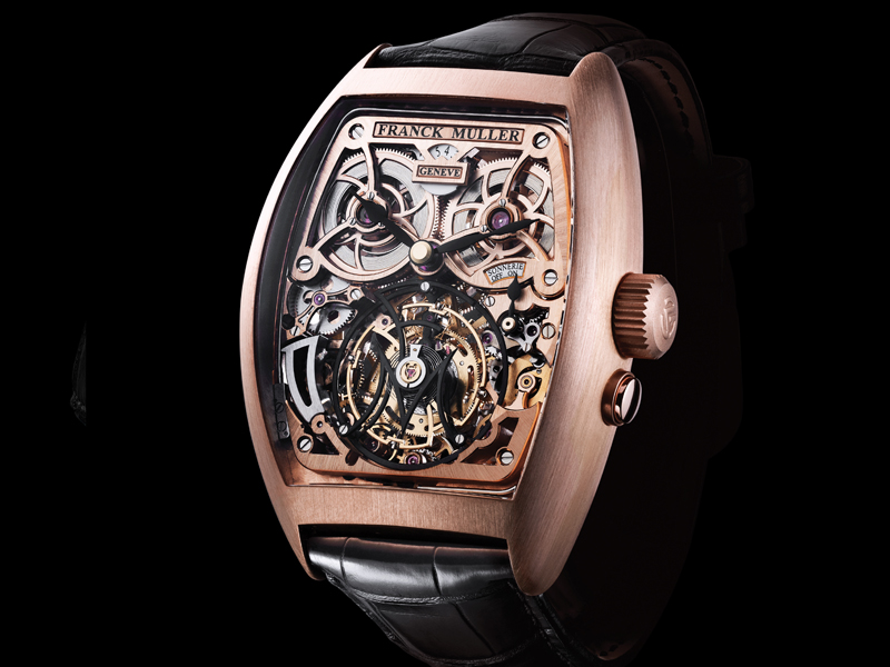 How Software Helps Design Complicated Watches Like The Franck Muller Watches Prices Long Island Giga Tourbillon Featured Articles