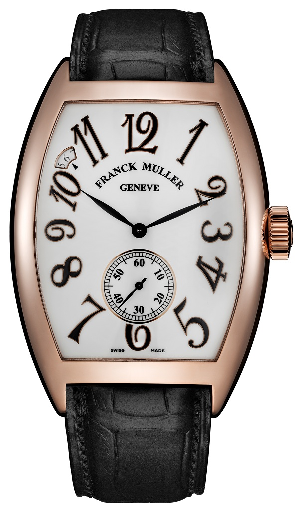 Franck Muller Vintage Curvex 7-Days Power Reserve Watch Watch Releases