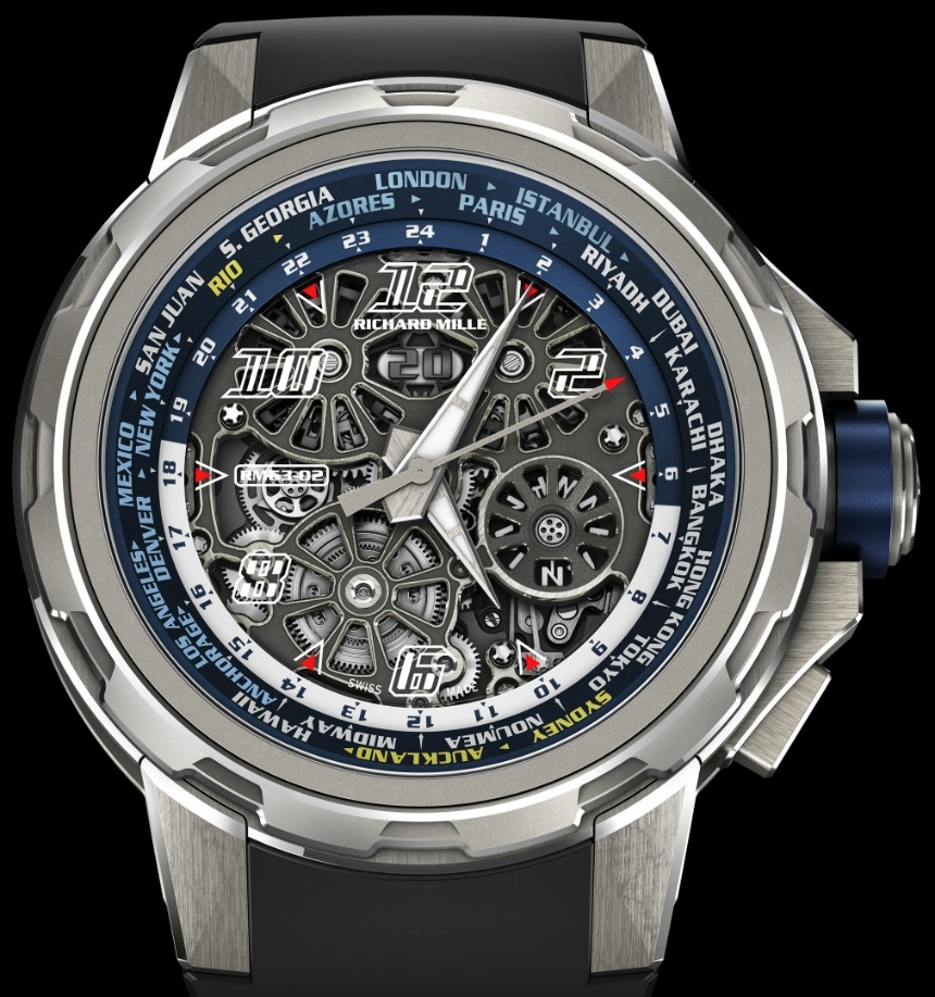 Richard Mille Timer Automatic Watch