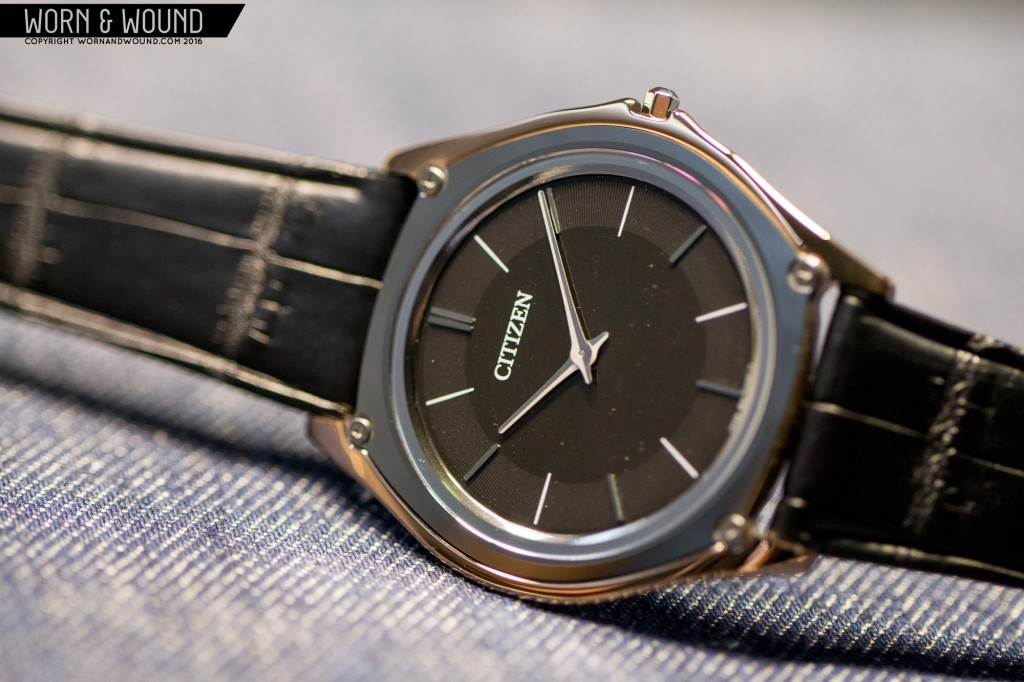 Citizen Celebrates The Eco-Drive With Impossibly Thin New Models