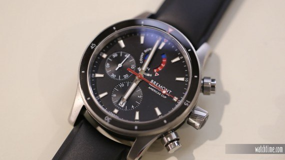 Bremont's America's Cup Hands-on Watch