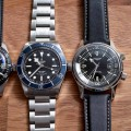 3 Affordable & Vintage-inspired Dive Watches From Tudor, Oris & Longines