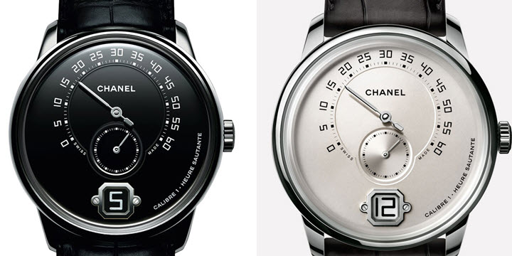 Chanel watches